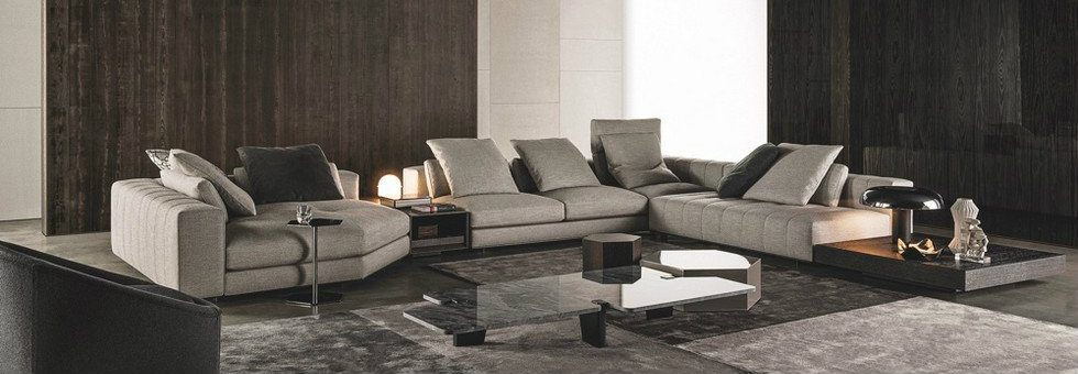 Living room ideas by Minotti Furniture Minotti furniture 10 best Minotti furniture picks for your home 10 best Minotti furniture picks for your home Freeman seating system 980x340