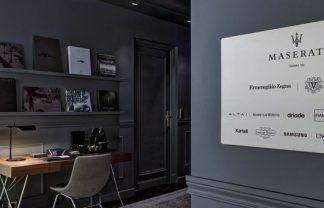 Famous interior designers - Palomba Serafini for Maserati