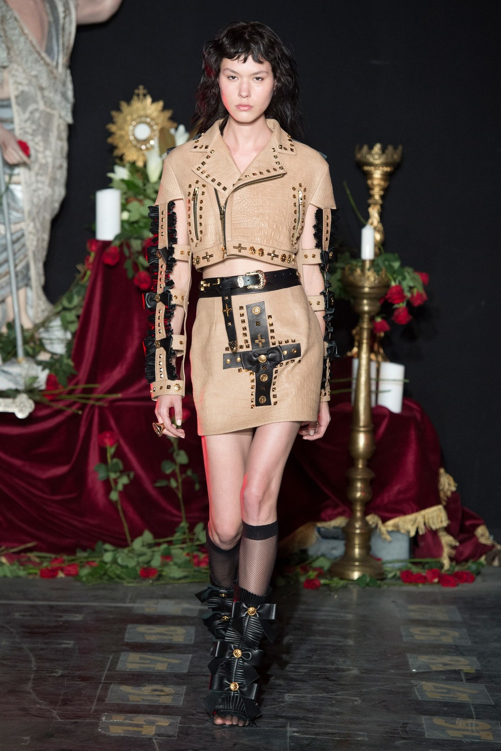 Fausto Puglisi milan fashion spring summer 2017 milan fashion spring summer 2017 Milan Fashion Spring Summer 2017 – day one best moments Fausto Puglisi 2