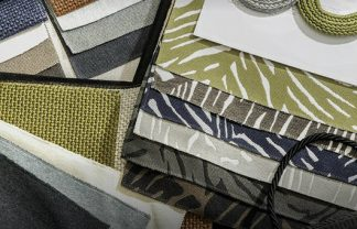 Minotti interiors – welcome to the world of materials
