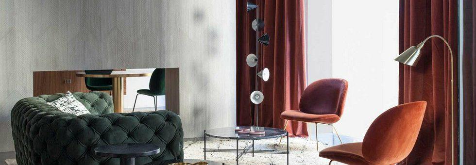 Studiopepe renovated Spotti Milano store in the brightest way
