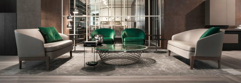 Molteni Dada showroom renovated by Vincent Van Duysen