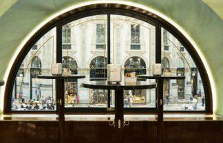 Pasticceria Marchesi - New opening in Galleria Vittorio Emanuele II
