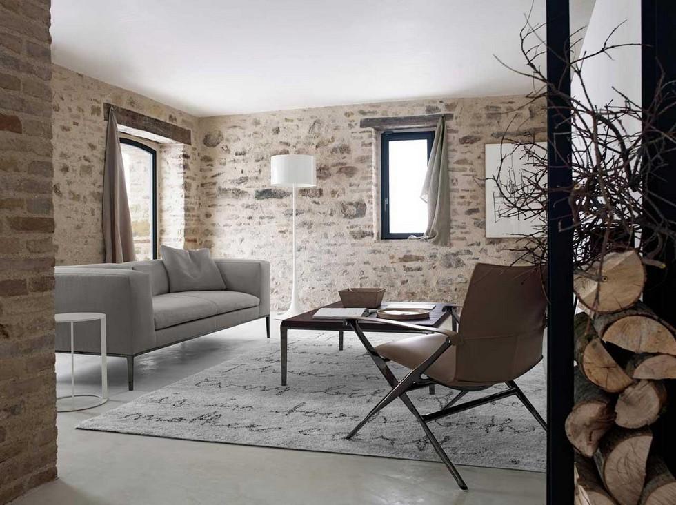 Michel seating system by Antonio Citterio antonio citterio Furnish your apartment with Antonio Citterio design pieces BBItalia Antonio Citterio Michel seating system