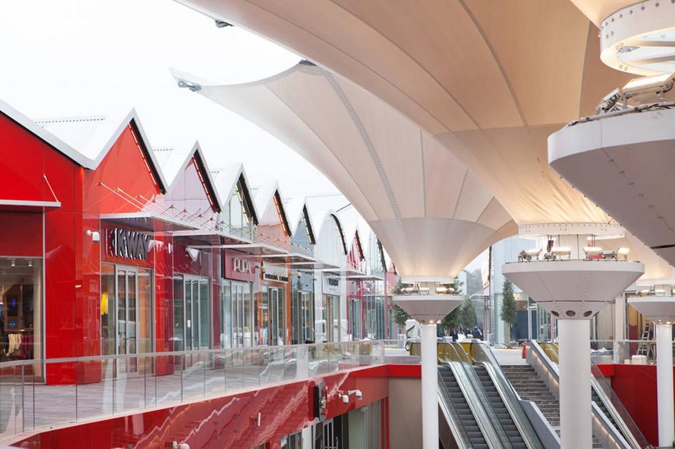 Milan showrooms