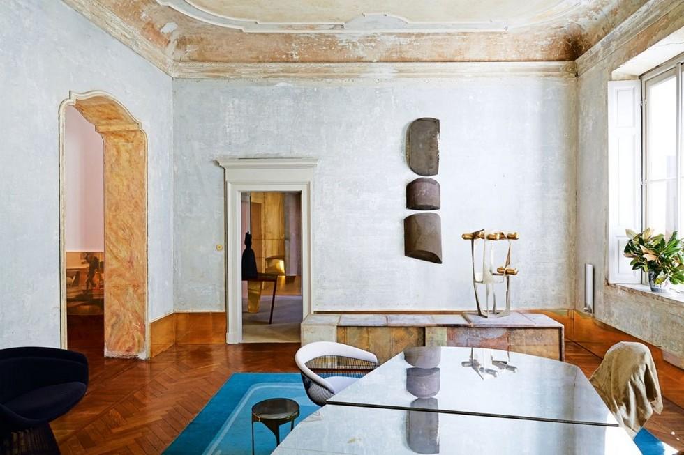 best milan interior designers Vincenzo de Cotiis vincenzo de cotiis Milan House tour – discover Vincenzo de Cotiis palazzo apartment Milan House tour     discover Vincenzo de Cotiis palazzo apartment 10