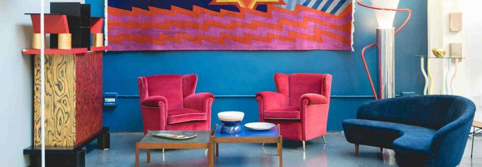 Milan furniture shops – Spazio 900 for modern design lovers