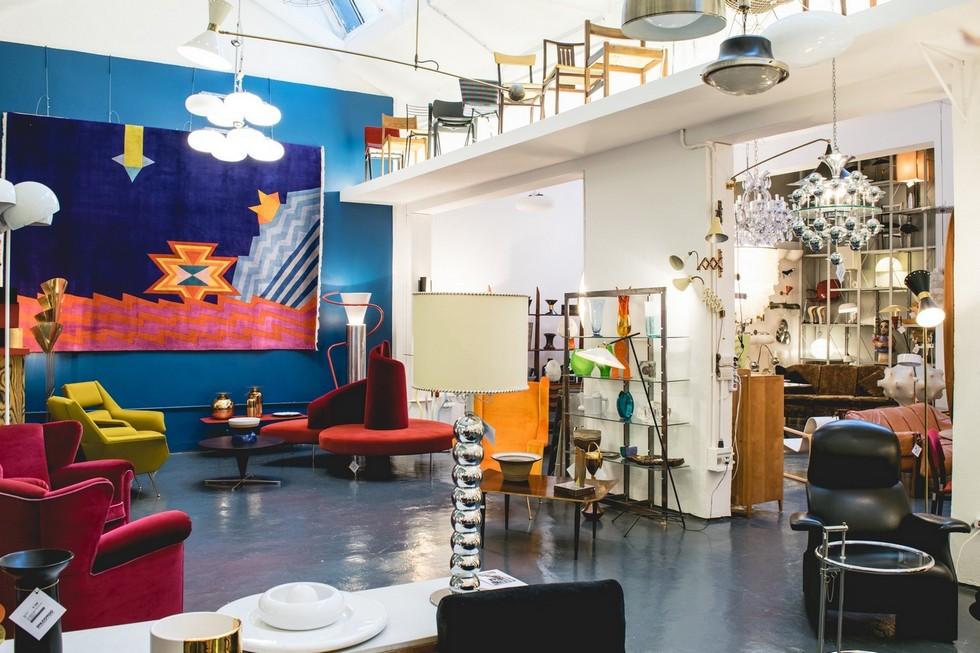 Milan furniture shops – Spazio 30 for modern design lovers | furniture salon milan