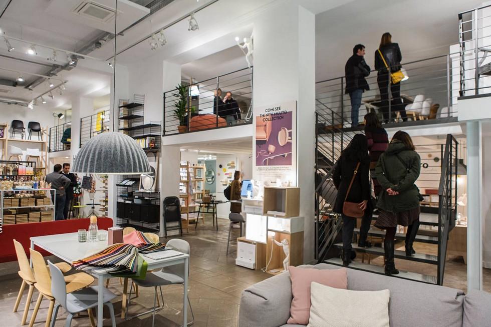 Milan Furniture Store Milan Furniture Store Muuto Design Arrives To Milan  Furniture Store Design Republic Muuto