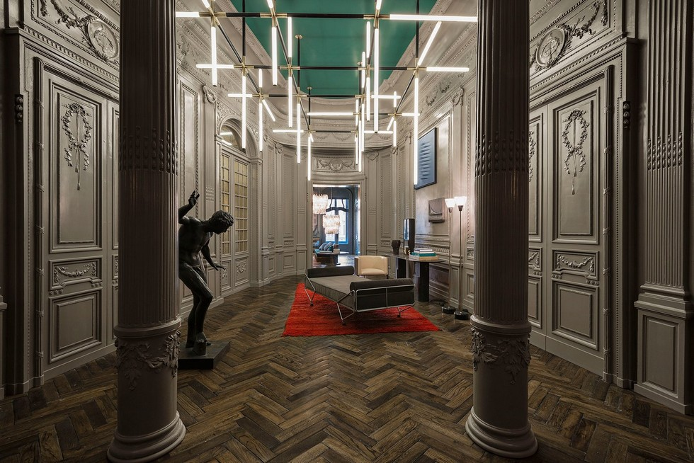 Palazzo Fendi designed by Dimore Studio dimore studio Best Milan interior designers – Dimore Studio featured at 2017 AD100 Best Milan interior designers     Dimore Studio featured at 2017 AD100 Palazzo