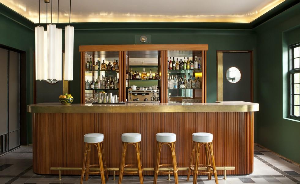 Casa Fayette designed by Dimore Studio milan interior designers Best Milan interior designers – Dimore Studio brings back 70's style Casa Fayette
