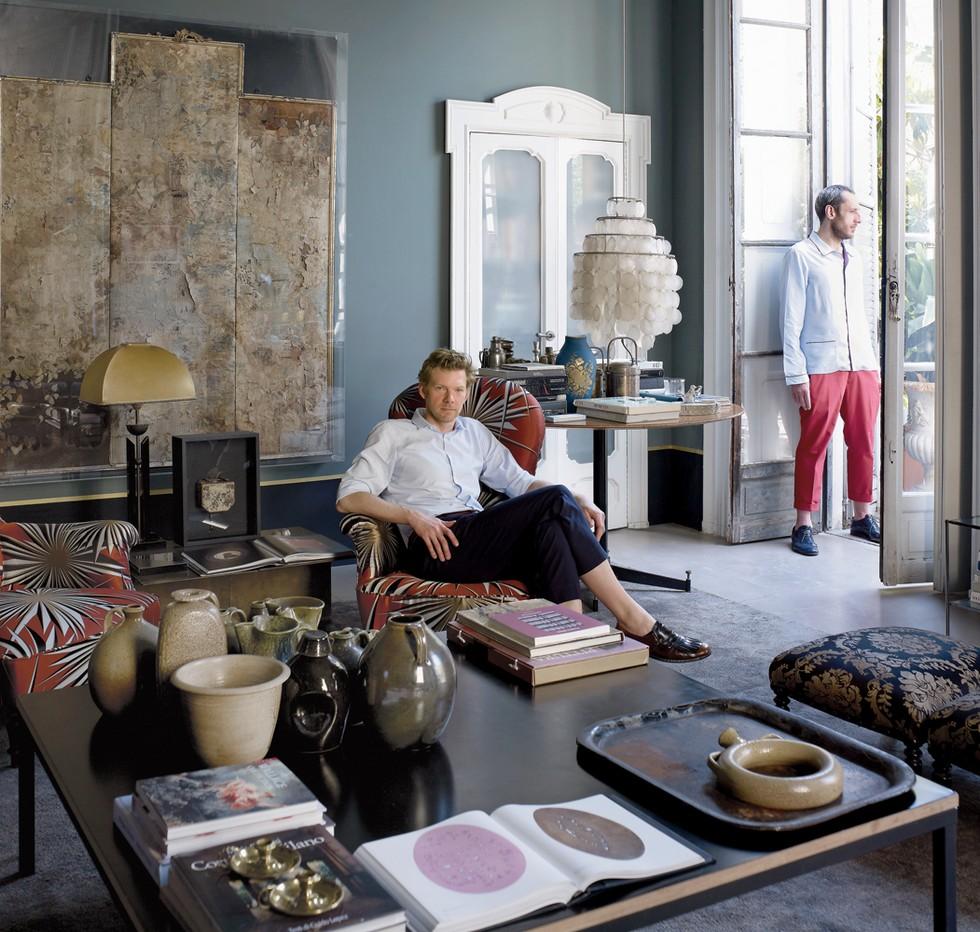 Dimore Studio best Milan interior designers milan interior designers Best Milan interior designers – Dimore Studio brings back 70's style Dimore Studio