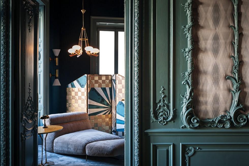 Fendi Roma Palazzo milan interior designers Best Milan interior designers – Dimore Studio brings back 70's style Fendi Roma Palazzo