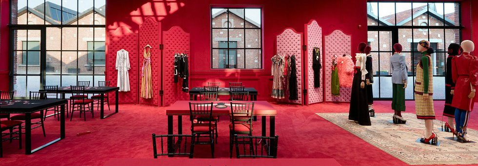 Fashion news - Gucci's new creative hub designed by Piuarch fashion news Fashion news – Gucci's new creative hub designed by Piuarch Gucci new creative design studio 980x341
