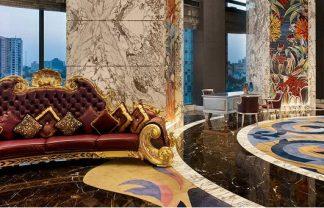 Luxury Italian design furniture, the exuberance before iSaloni 2017