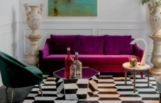 Salone del Mobile 2017 - best modern sofas inspired in italian design