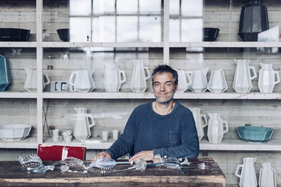 Piet Hein Eek salone del mobile 2017 Salone del Mobile 2017 – Piet Hein Eek remakes Veronese chandeliers Piet Hein Eek