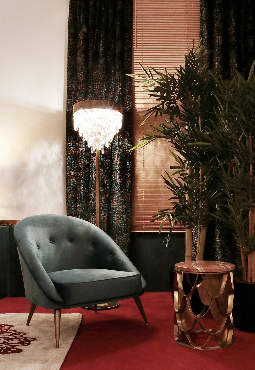 Salone del mobile 2017 design trends at hall 1 and 3 for Latest window treatments 2017