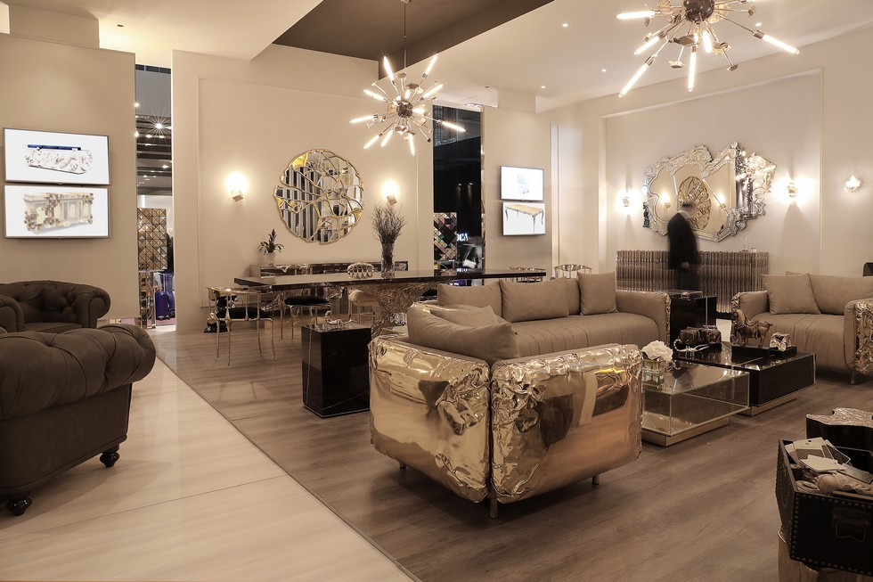 Salone del Mobile Milan 2017 luxury trends Salone del Mobile 2017 Salone del Mobile 2017 – design trends at Hall 1 and 3 Boca do Lobo 2 1