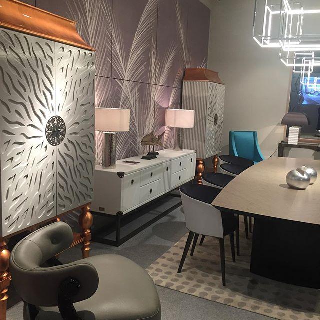 isaloni home decor ideas Salone del Mobile 2017 Salone del Mobile 2017 – design trends at Hall 1 and 3 Coleccion Alexandra 2
