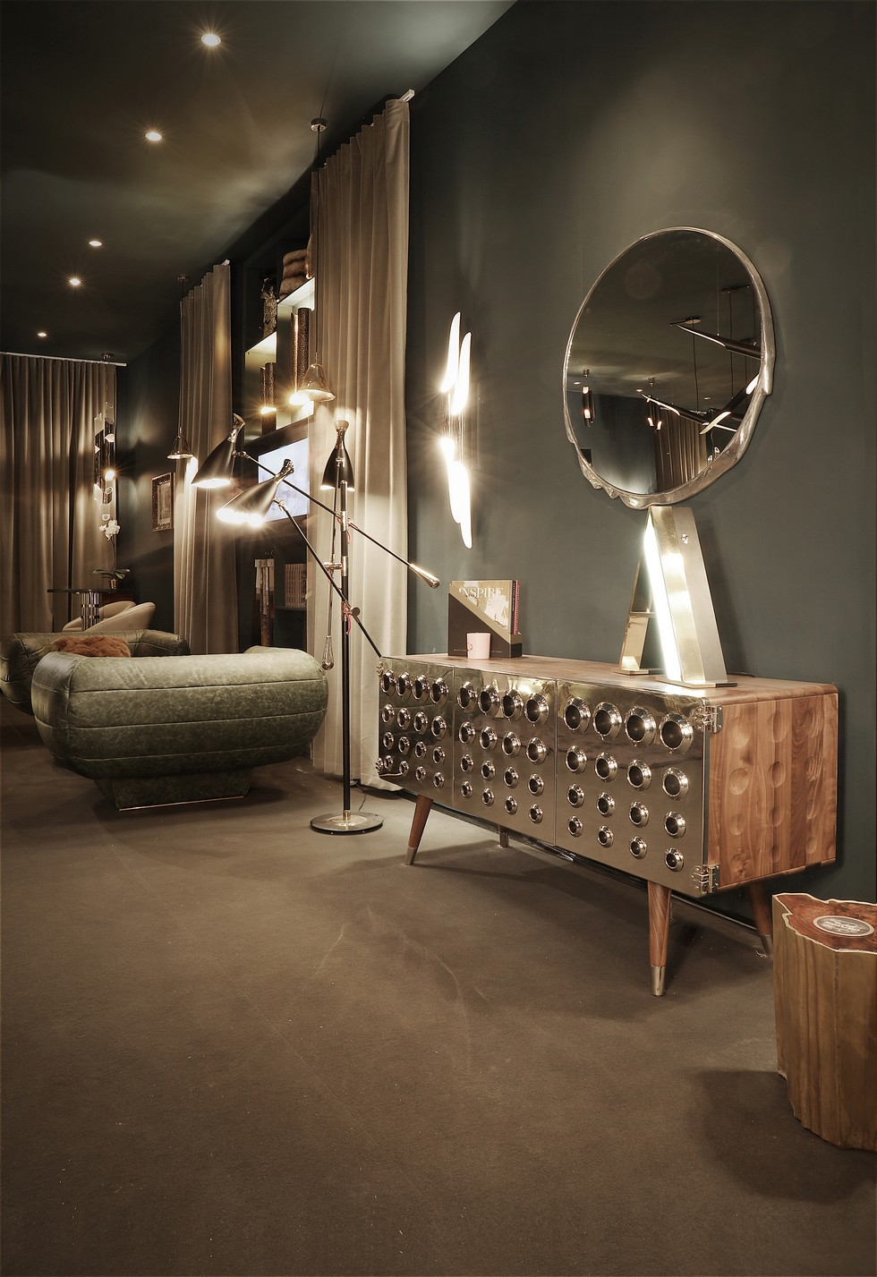 Salone del Mobile 2017 Salone del Mobile 2017 – design trends at Hall 1 and 3 Covet Lounge 2