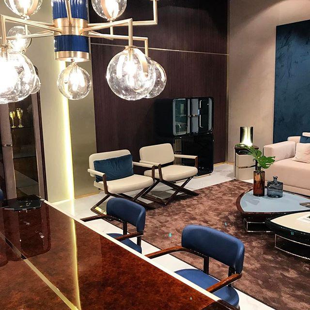 isaloni luxury trends Salone del Mobile 2017 Salone del Mobile 2017 – design trends at Hall 1 and 3 Turri 2