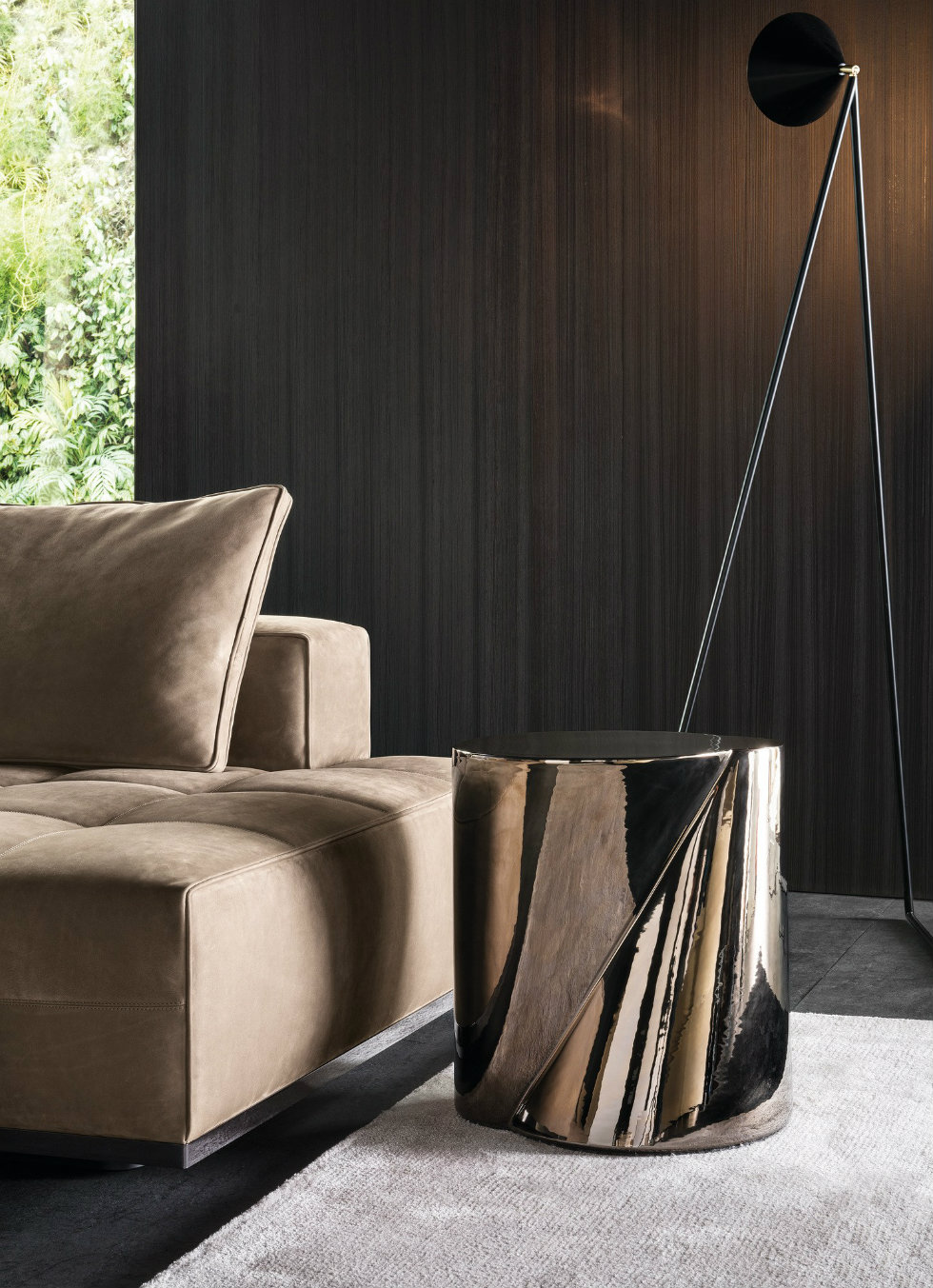 Coffee table NOOR by Minotti