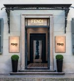 Fendi Casa store entrance