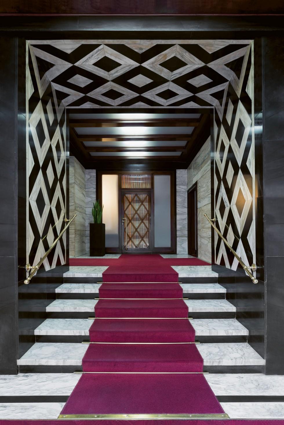 "Hotel lobby entrances italian design book Timeless ""Entryways of Milan"", an italian design book by Taschen Timeless Entryways of Milan an italian design book by Taschen 1"