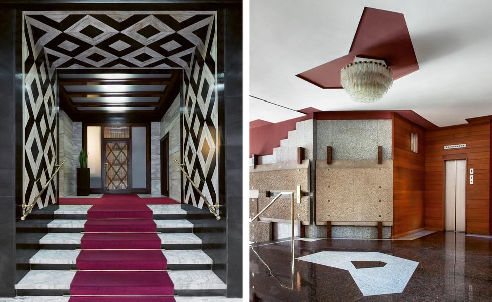 "Milan interior architecture italian design book Timeless ""Entryways of Milan"", an italian design book by Taschen Timeless Entryways of Milan an italian design book by Taschen 10"