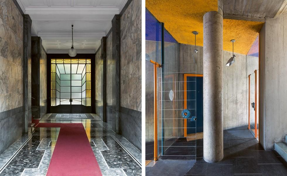 "Milan interior architecture italian design book Timeless ""Entryways of Milan"", an italian design book by Taschen Timeless Entryways of Milan an italian design book by Taschen 9"