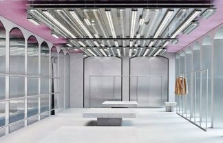 Acne Studios, the latest and chicest Brera district fashion store Brera district Acne Studios, the latest and chicest Brera district fashion store Acne Studios Milan fashion store 324x208