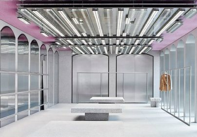 Acne Studios, the latest and chicest Brera district fashion store