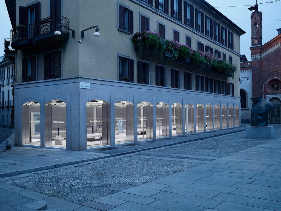 Brera Design District stores