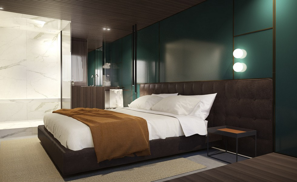 New Piero Lissoni Interior Design Project On Board Of Luxury Yacht Milan Design Agenda