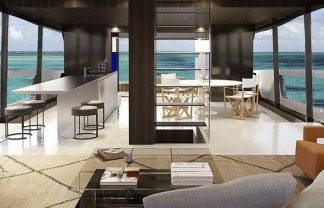 New Piero Lissoni interior design project - On board of luxury yacht