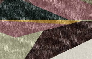 Italian design collaboration - Illulian and DimoreStudio new rugs