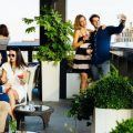 Milan city guide Milan city guide – a travel to the best places to eat Terrazza Gallia Aperitivo 120x120