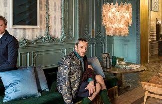 Dimore Studio and JJ Martin open a retro-chic Milan shop