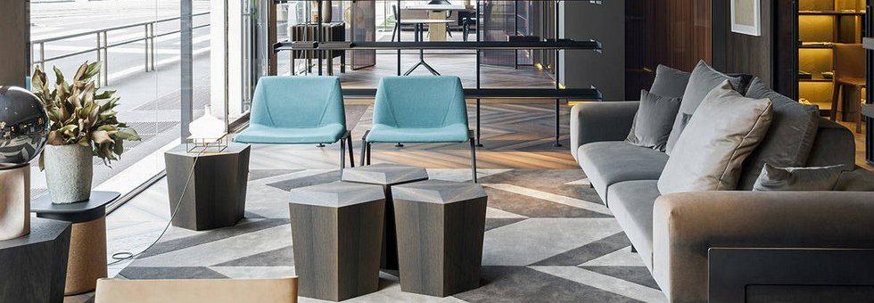 italian design furniture at BSPK showroom