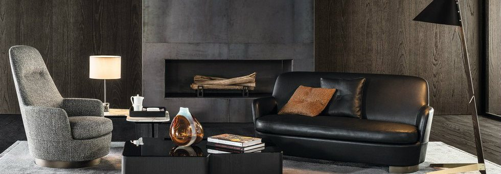 Best of Minotti furniture – Jacques collection by Rodolfo Dordoni