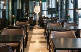 Kartell Sant Ambreous Milan Hotel