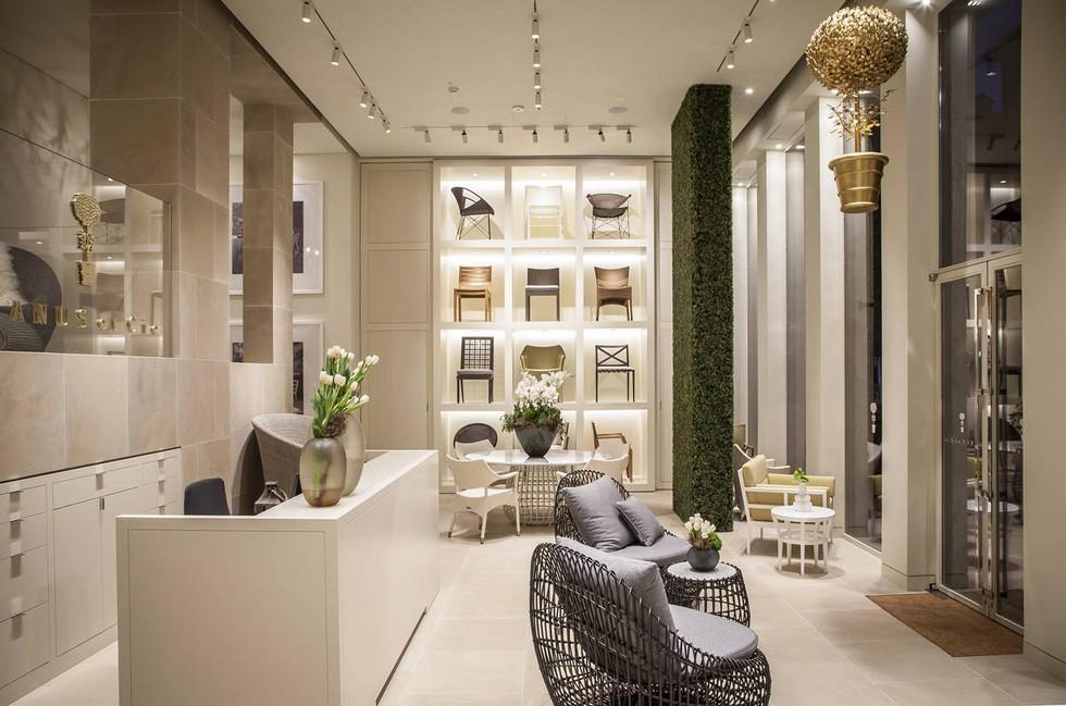 Janus et Cie milan store Milan design store New Milan design store to see –  first ever Janus et Cie flagship janus et cie overview ingresso principale 2966a7