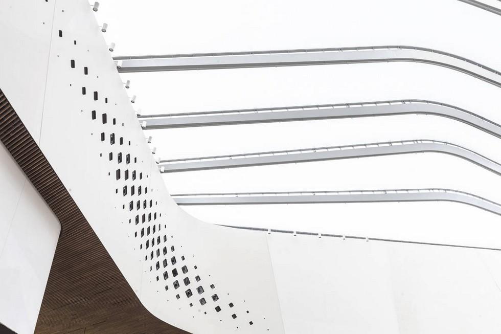 Zaha Hadid Milan projects
