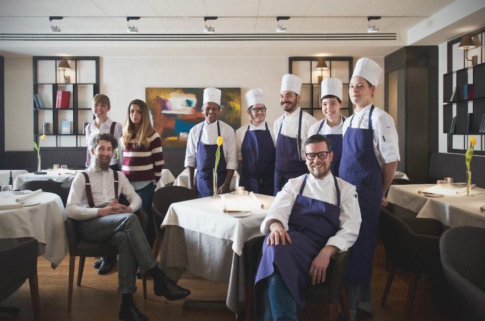 Essenza restaurant Milan Best Milan restaurants Best Milan restaurants – discover all the Michelin star winners PART II Essenza restaurant Milan