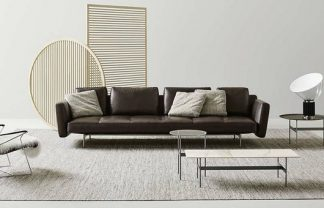 SAKE sofa by Piero Lissoni for BB Italia