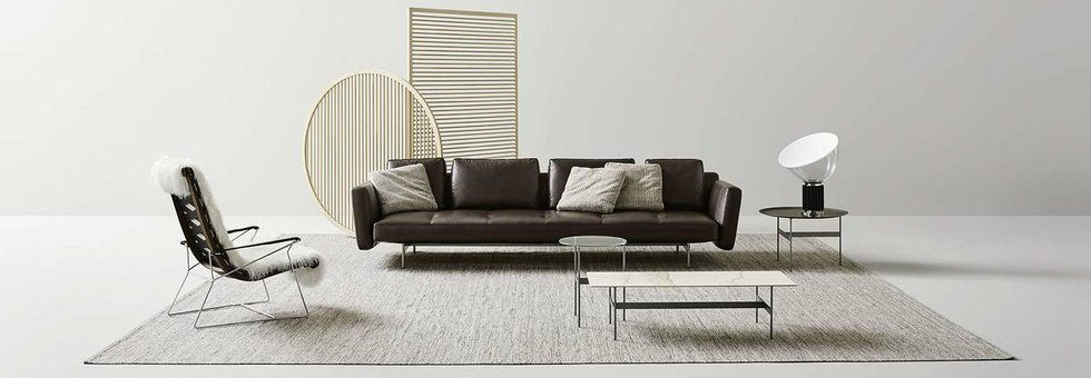 SAKE sofa by Piero Lissoni for BB Italia
