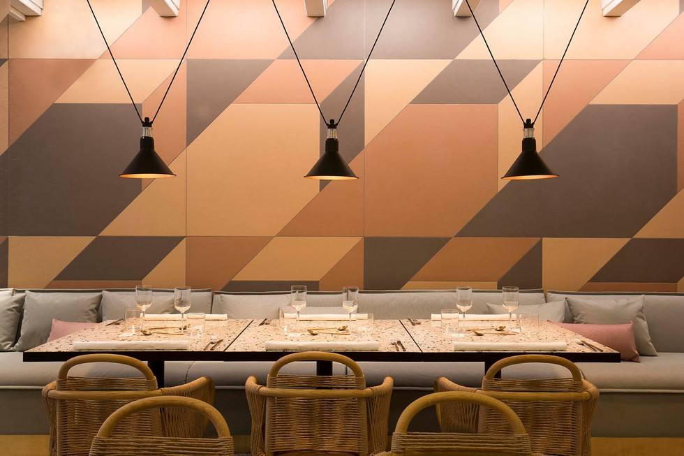 Milan city guide - 403030 restaurant by Patricia Urquiola New Milan restaurant New Milan restaurant – 40 30 30 designed by Patricia Urquiola New Milan restaurant     40 30 30 designed by Patricia Urquiola 2