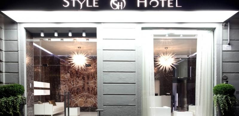 Meet the wonderful Style Hotel in Milan
