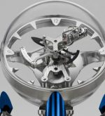 Meet the Limited Edition Octopod Table Clock by MB&F